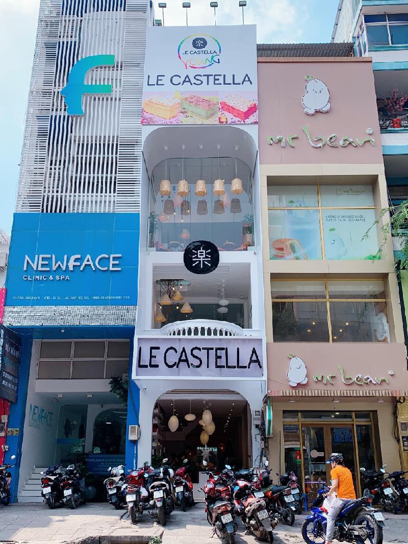 """""""Quá nhanh, quá bất ngờ"""": Lộ diện hình ảnh cửa hàng thứ 2 của Le Castella Young Việt Nam - Ảnh 1."""