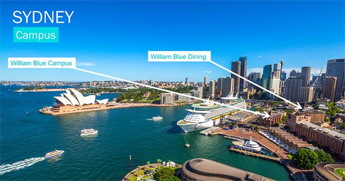 Du học Úc ngành Quản lý Khách sạn cùng trường William Blue - Ảnh 1.