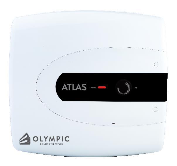 Bình nóng lạnh Olympic Atlas ghi điểm nhờ độ bền siêu việt - Ảnh 1.