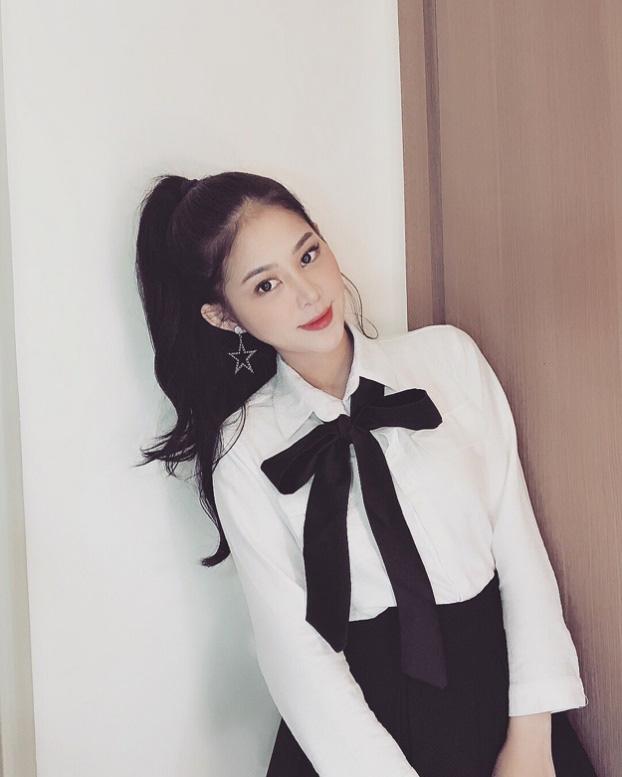 Gia Hân - Cô nàng xinh đẹp của ĐH Hồng Bàng với phong cách phối đồ chuẩn fashionista - Ảnh 1.