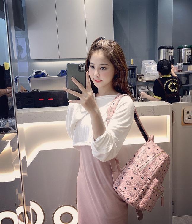Gia Hân - Cô nàng xinh đẹp của ĐH Hồng Bàng với phong cách phối đồ chuẩn fashionista - Ảnh 4.