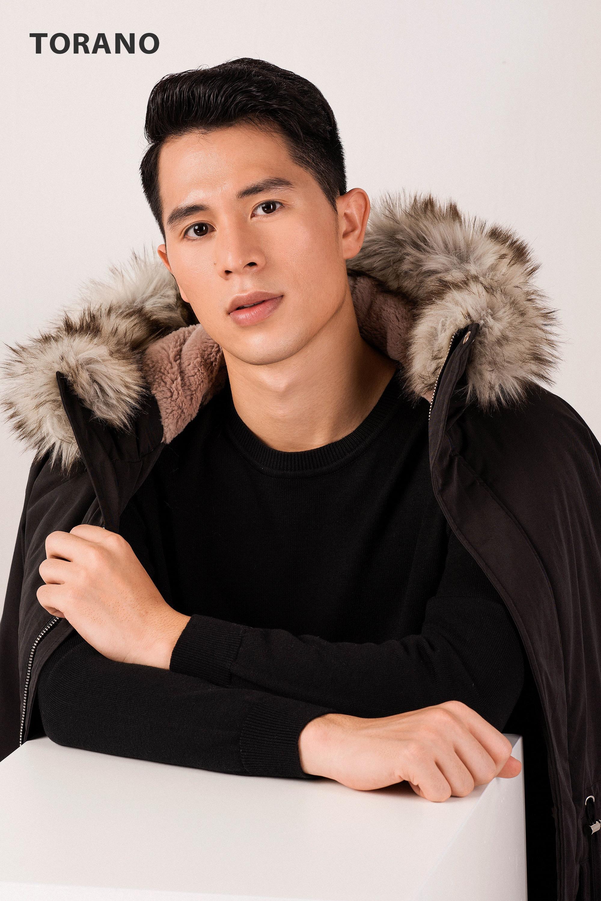 Đình Trọng bất ngờ khoe vẻ điển trai trong bộ sưu tập mới của Torano - Ảnh 5.