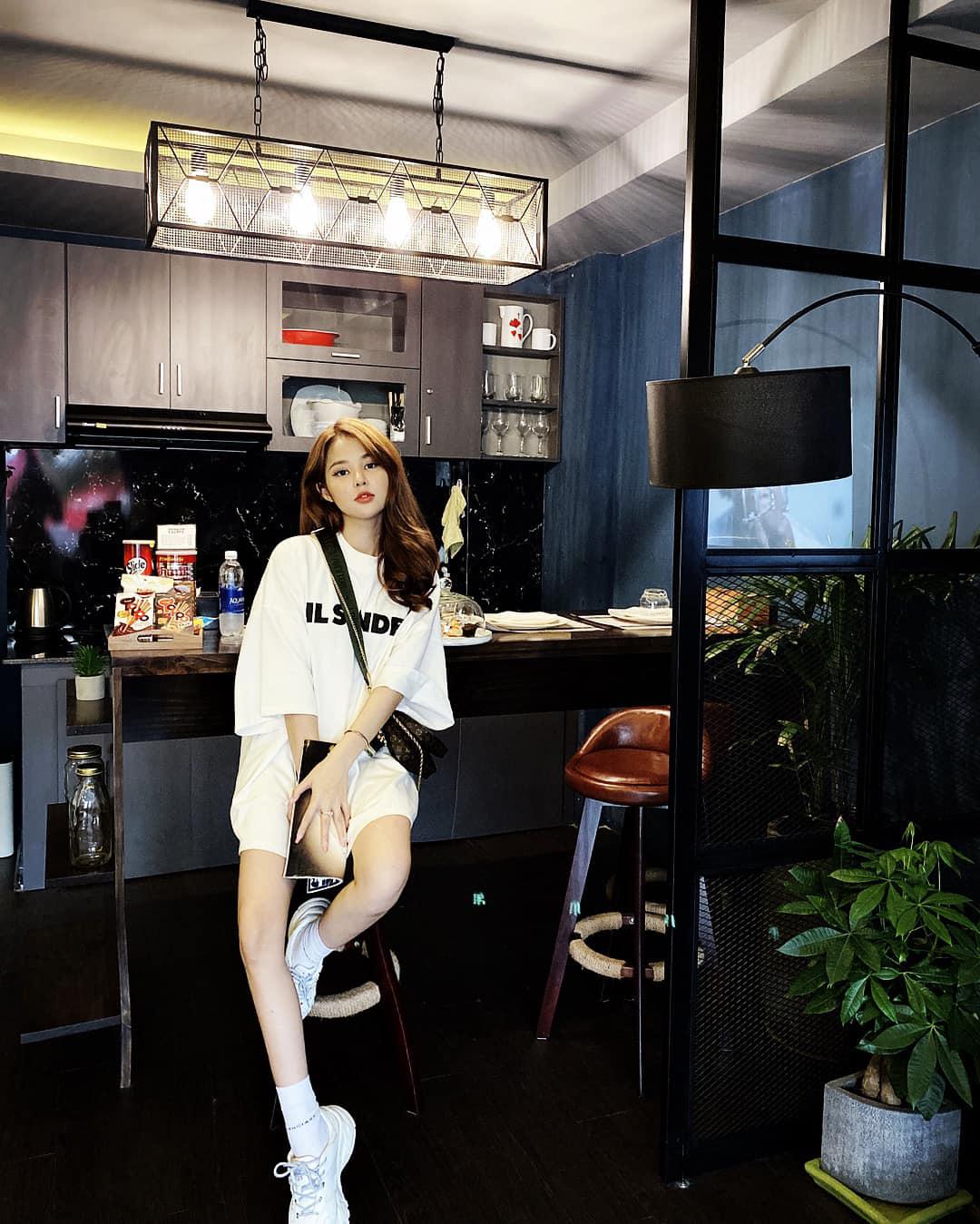 Gia Hân - Cô nàng xinh đẹp của ĐH Hồng Bàng với phong cách phối đồ chuẩn fashionista - Ảnh 7.