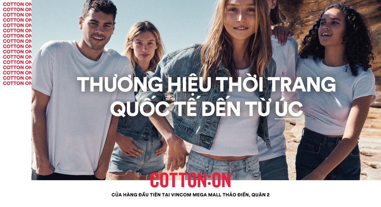 5 lý do bạn không thể không ghé thăm cửa hàng đầu tiên của Cotton:On tại Vincom Thảo Điền, Quận 2 - Ảnh 1.