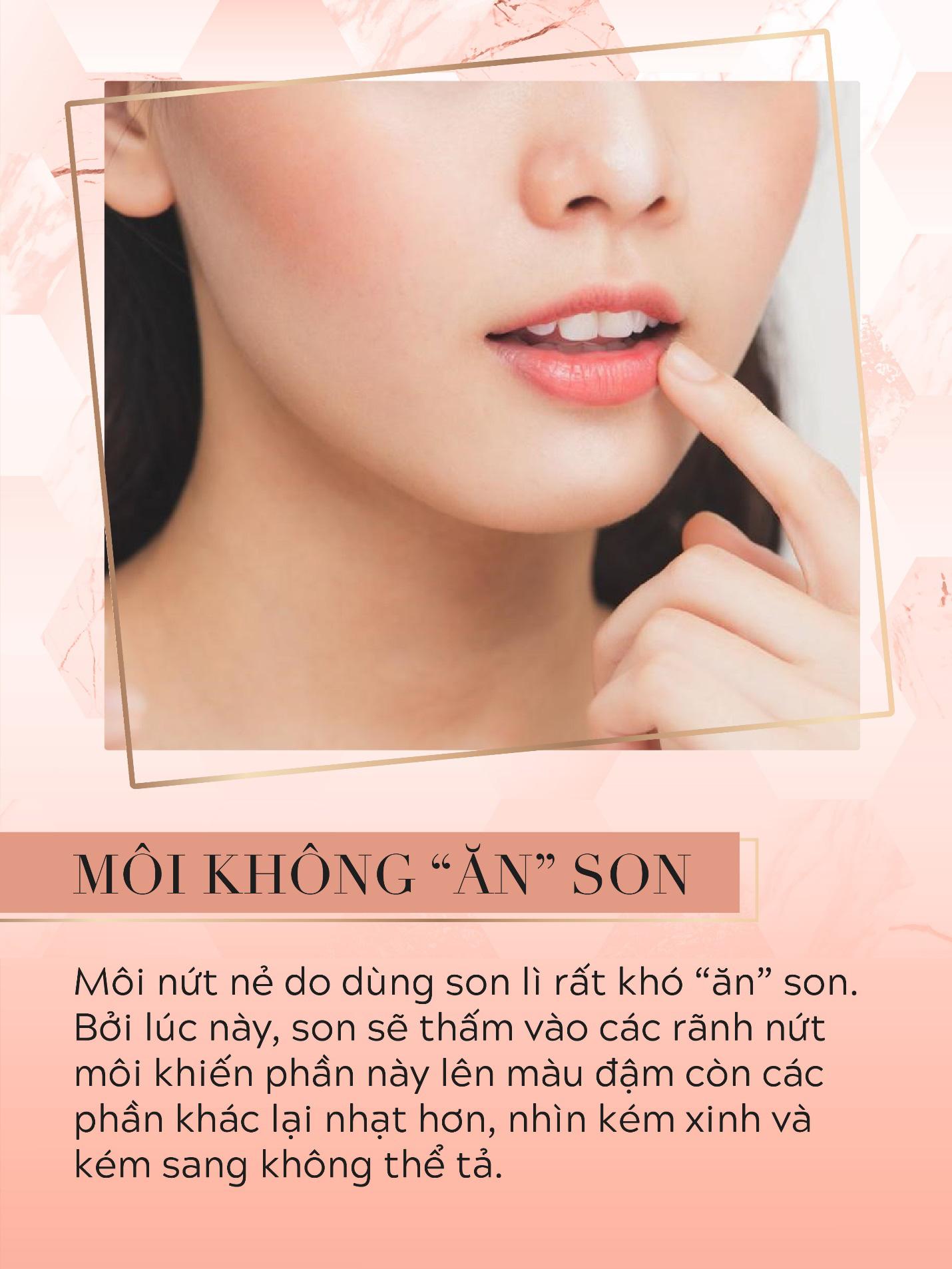 """Soi kỹ 5 biểu hiện của đôi môi """"ngại"""" son lì để thấy vì sao phải chọn ngay dòng son trang điểm chứa 50% thành phần dưỡng - Ảnh 5."""