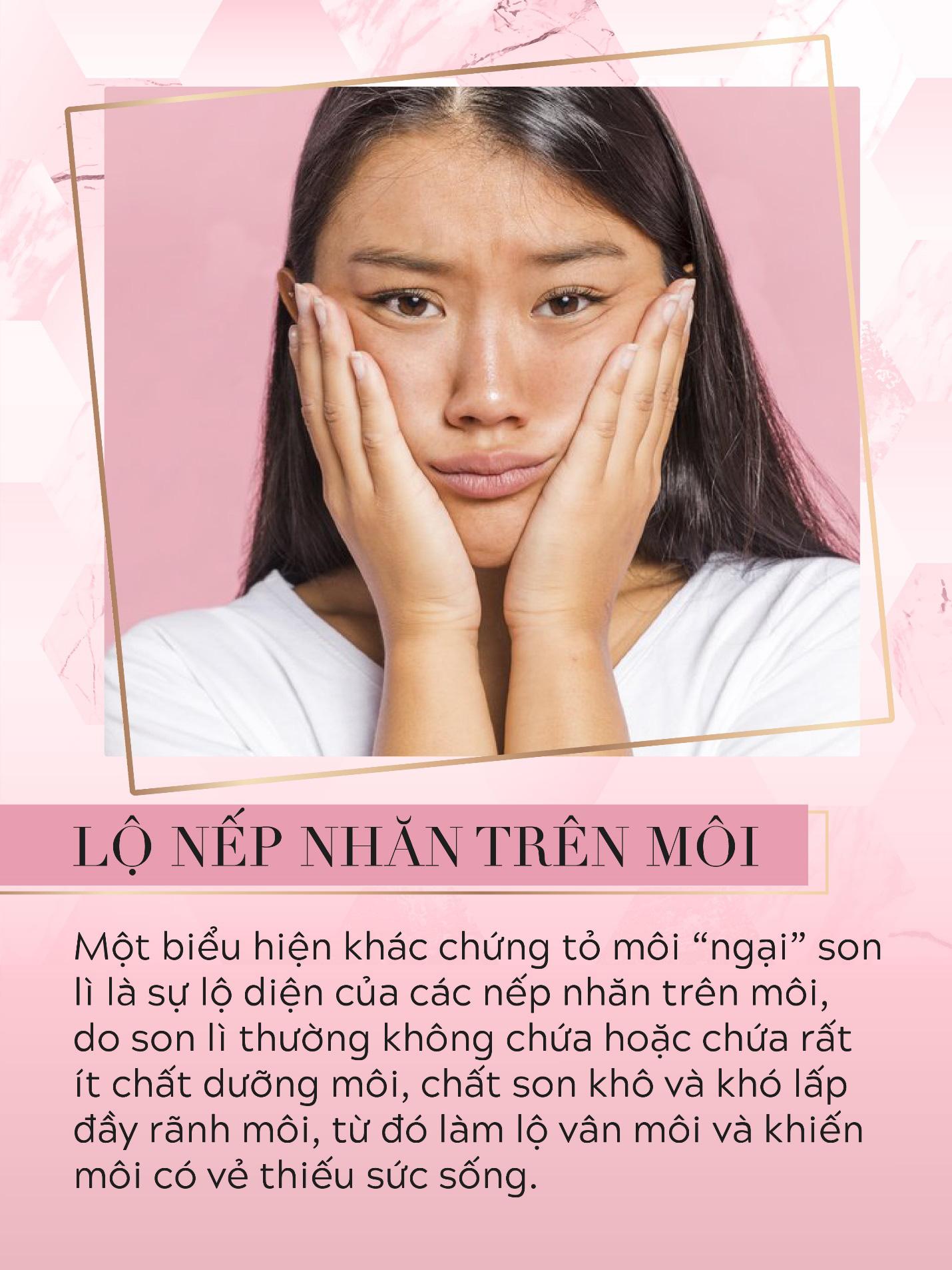 """Soi kỹ 5 biểu hiện của đôi môi """"ngại"""" son lì để thấy vì sao phải chọn ngay dòng son trang điểm chứa 50% thành phần dưỡng - Ảnh 3."""
