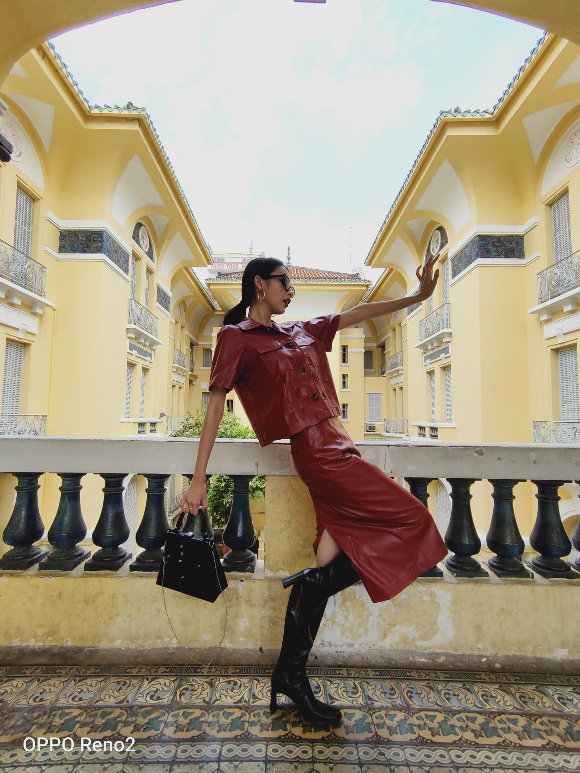 Bí quyết chụp ảnh xinh và sang như fashionista chính hiệu - Ảnh 1.