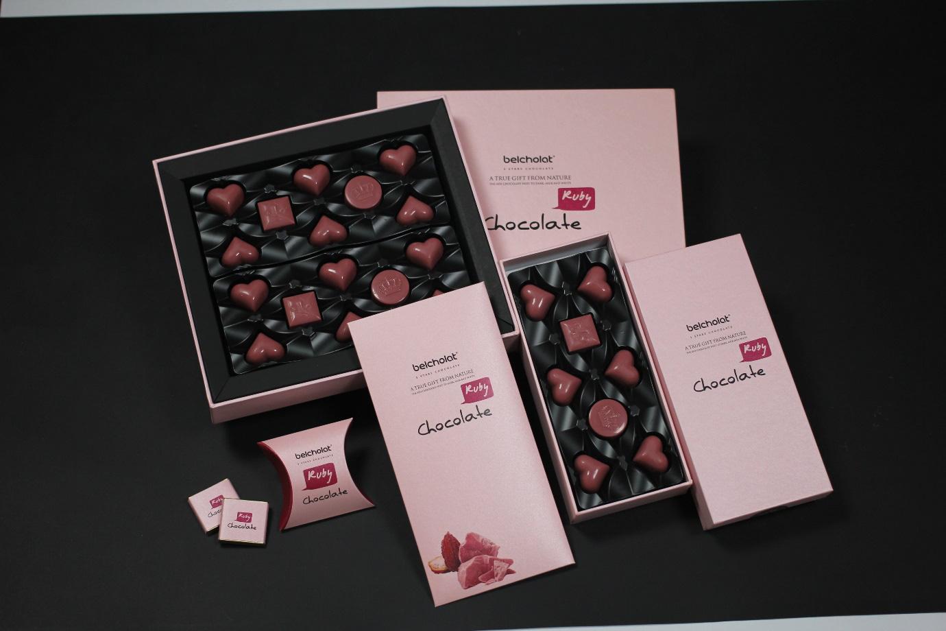 Tìm hiểu về loại sô cô la hảo hạng thứ 4 thế giới: Ruby Chocolate - Ảnh 1.