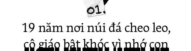 """20/11: Chuyện những thầy cô bỏ phố, """"cõng"""" chữ lên rừng xuống biển gieo tương lai cho học trò nghèo - Ảnh 1."""