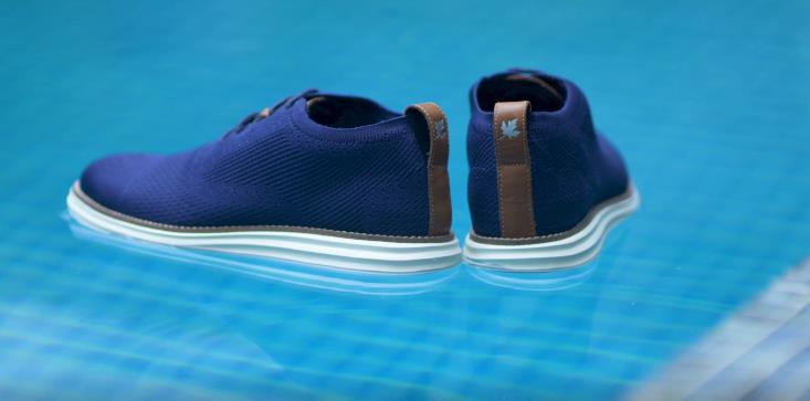Bạn có biết về đôi giày chú trọng đến sinh trắc học chân của người Việt? - Ảnh 2.