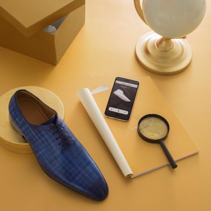 Bạn có biết về đôi giày chú trọng đến sinh trắc học chân của người Việt? - Ảnh 3.