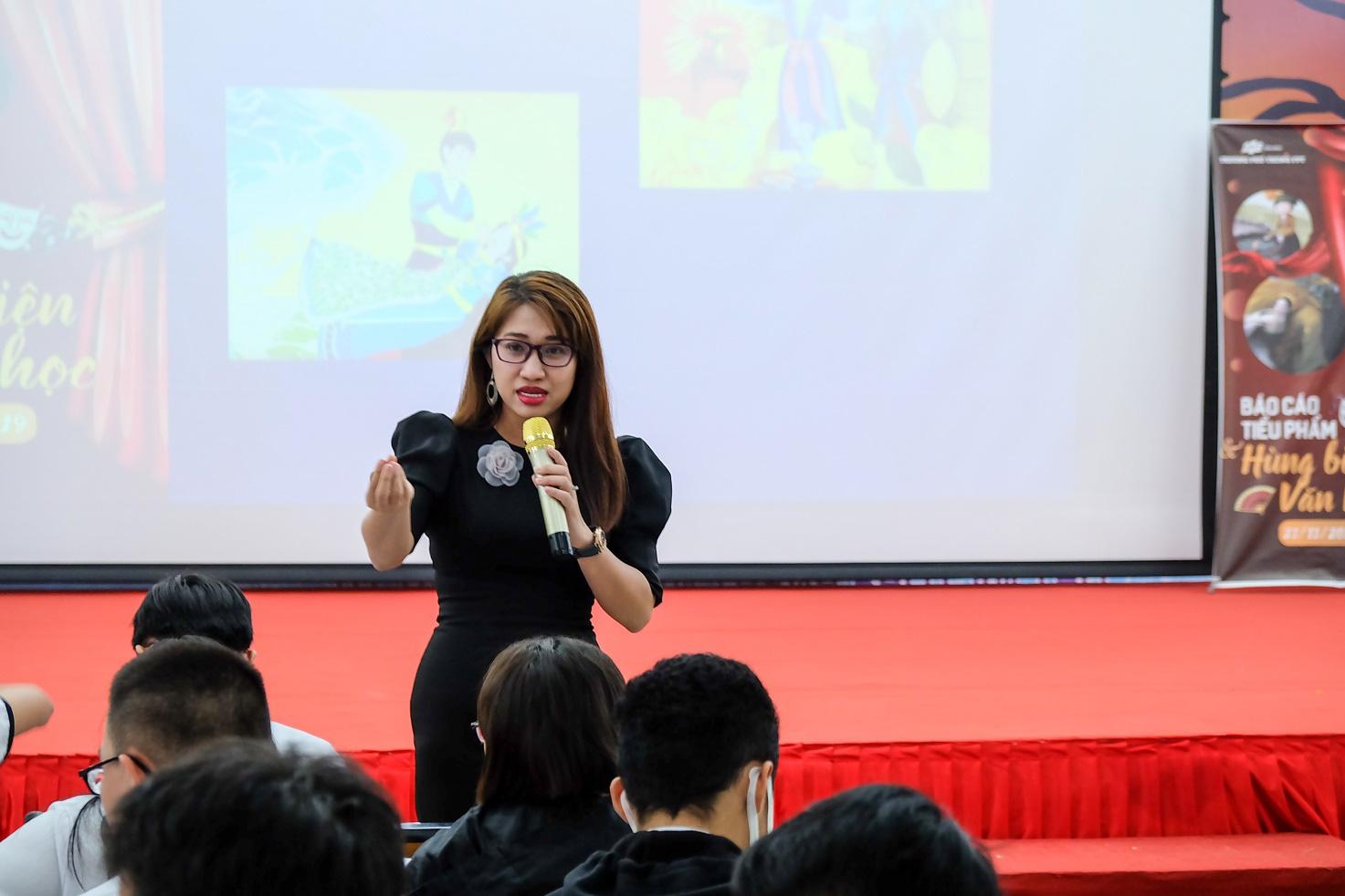 Học sinh Fschool Cần Thơ thỏa sức sáng tạo trong giờ học văn - Ảnh 3.
