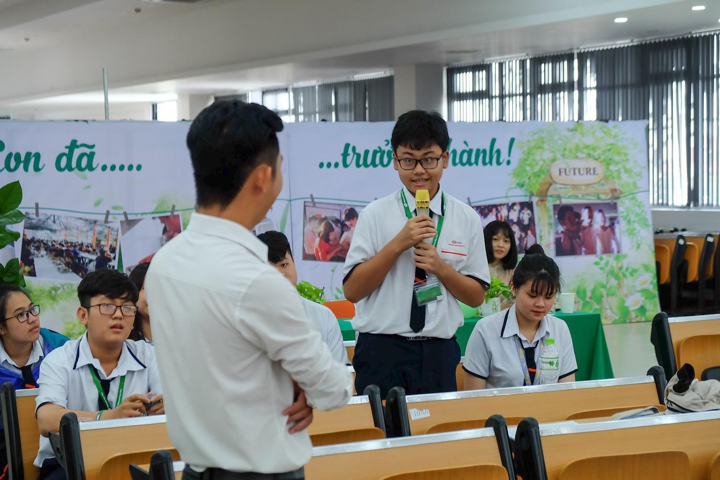 Học sinh Fschool Cần Thơ thỏa sức sáng tạo trong giờ học văn - Ảnh 4.