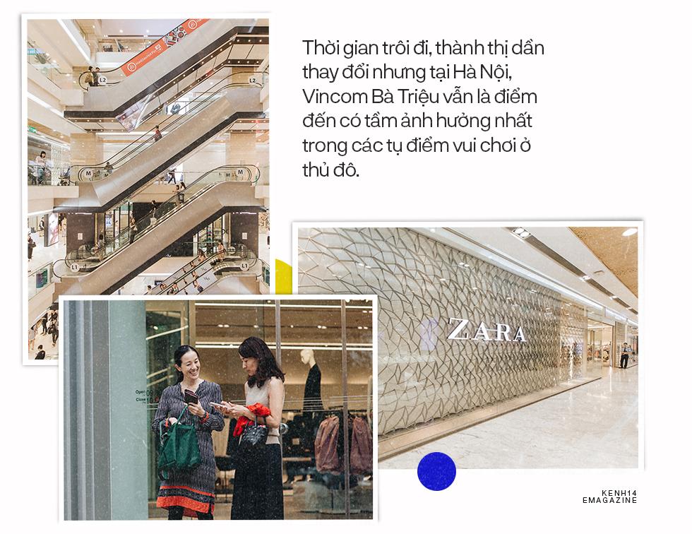 Bạn có còn nhớ cảm giác lần đầu tiên đi trung tâm thương mại Vincom? Đã một thập kỷ rưỡi trôi qua rồi đó! - Ảnh 8.
