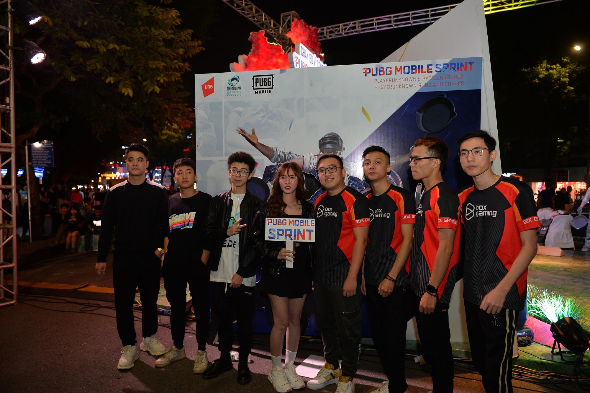 Box Gaming, Ngân Sát Thủ cùng dàn streamer hội tụ tại sự kiện gây quỹ từ thiện PUBG MOBILE SPRINT - Chạy bo vì cộng đồng - Ảnh 2.