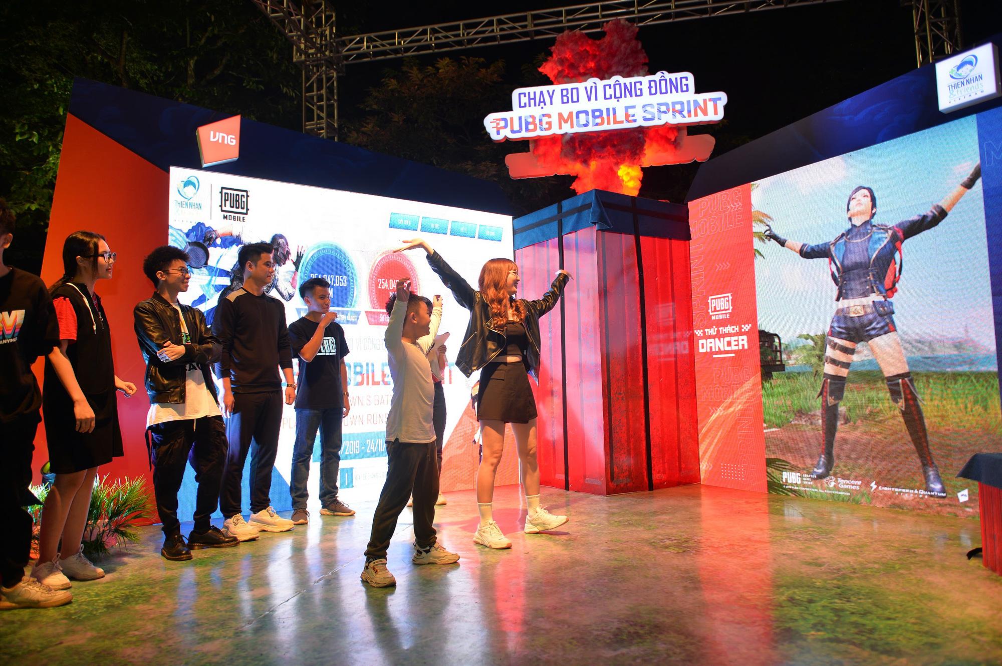 Box Gaming, Ngân Sát Thủ cùng dàn streamer hội tụ tại sự kiện gây quỹ từ thiện PUBG MOBILE SPRINT - Chạy bo vì cộng đồng - Ảnh 11.