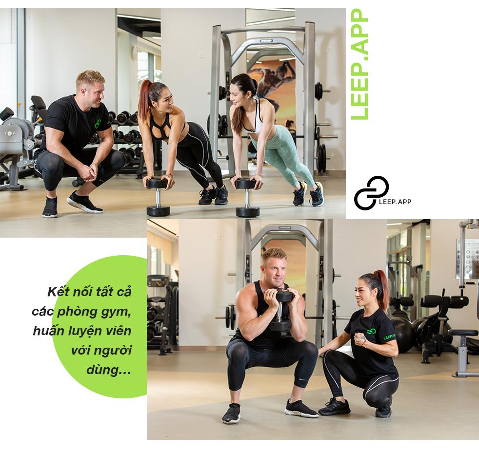 Chủ tịch CMG.ASIA Randy Dobson và cuộc tái sinh của người đi đầu ngành fitness: Tiên phong nền tảng LEEP App đem đến nguồn cảm hứng về cuộc sống tốt đẹp hơn - Ảnh 6.
