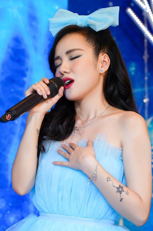 Bảo Anh, Đỗ Mỹ Linh, Phương Ly cùng dàn sao hóa thân thành công chúa lộng lẫy tại sự kiện - Ảnh 6.