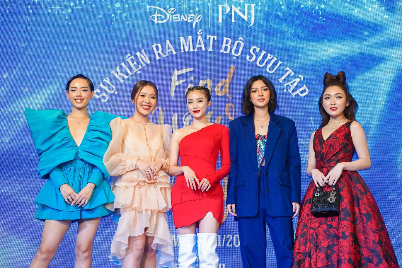 Bảo Anh, Đỗ Mỹ Linh, Phương Ly cùng dàn sao hóa thân thành công chúa lộng lẫy tại sự kiện - Ảnh 9.