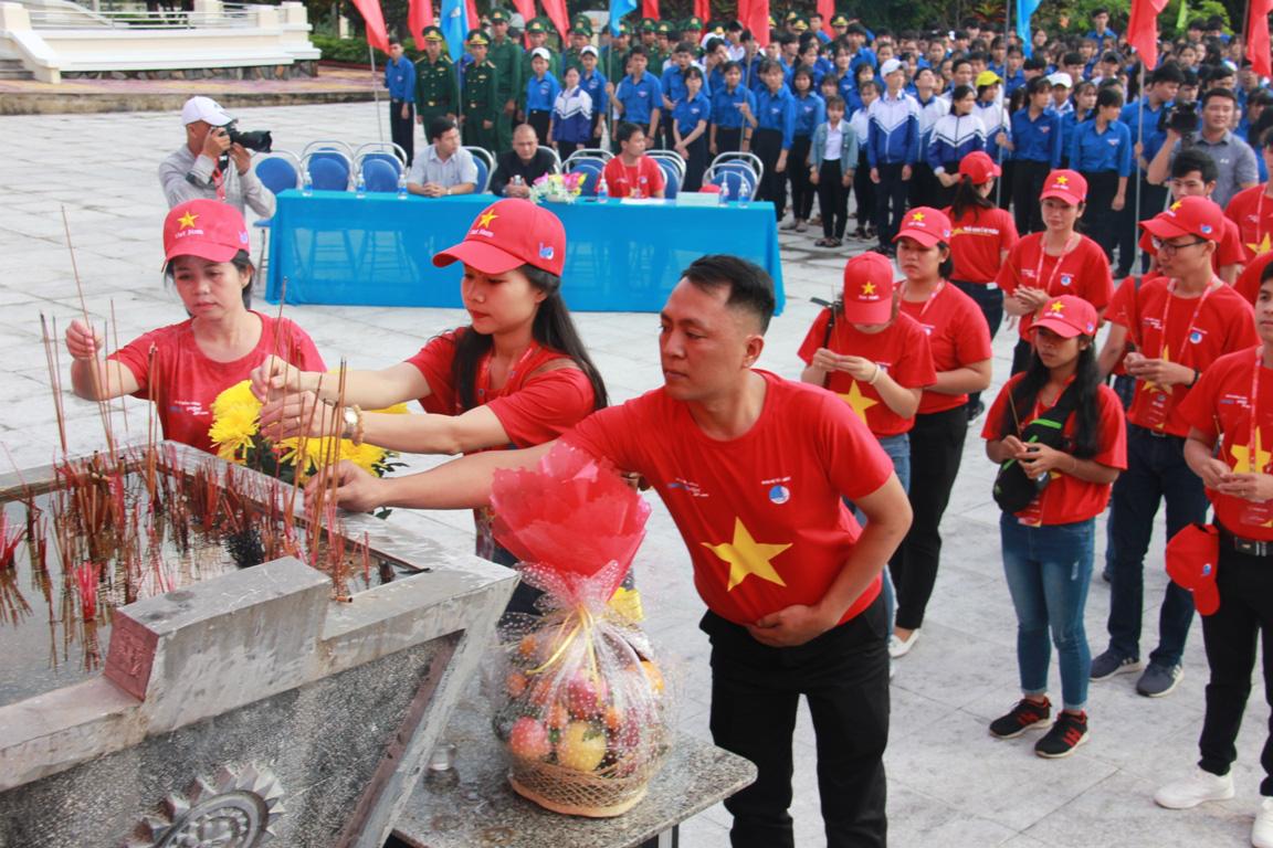 Thanh niên Tây Nguyên gìn giữ bản sắc dân tộc, bảo vệ tổ quốc - Ảnh 4.