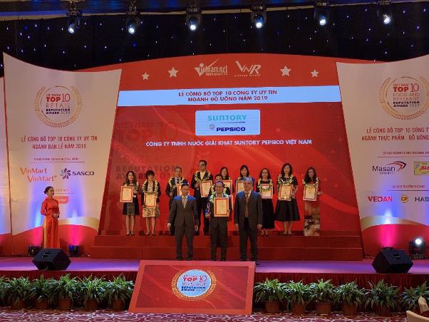 Suntory PepsiCo Việt Nam liên tiếp 3 năm nằm trong Top 100 doanh nghiệp nộp thuế thu nhập doanh nghiệp cao nhất - Ảnh 1.