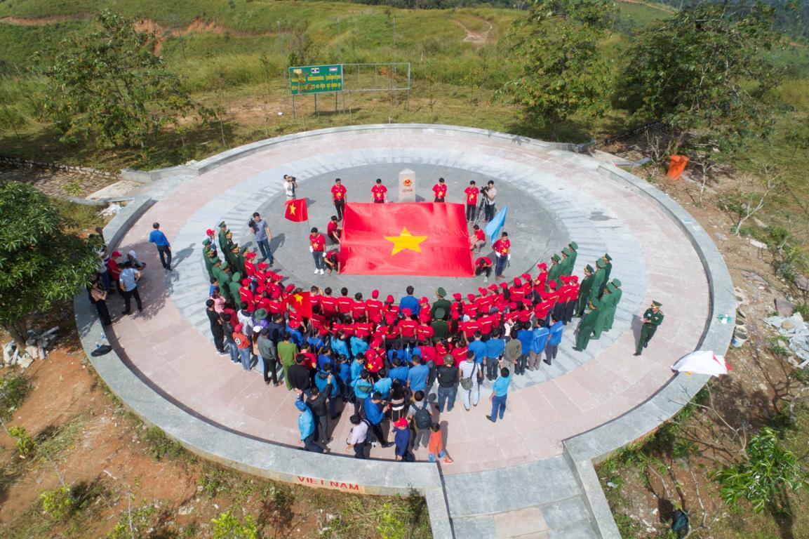 Thanh niên Tây Nguyên gìn giữ bản sắc dân tộc, bảo vệ tổ quốc - Ảnh 9.