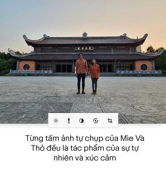 Hành trình đi & yêu của cặp đôi photographer và những câu chuyện đầy thú vị - Ảnh 3.