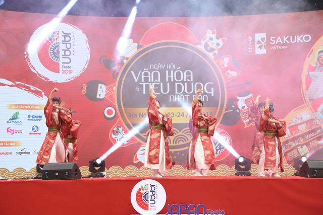 Ngày hội Văn hóa & Tiêu dùng Nhật Bản Japan Festa 2019 điểm hẹn hấp dẫn các doanh nghiệp Nhật Bản và người tiêu dùng dịp cuối năm - Ảnh 2.