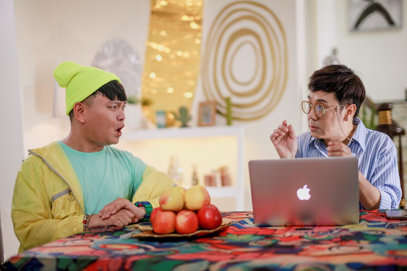 """Bộ phim Việt hài hước """"Ngôi nhà bươm bướm"""" được phát hành online - Ảnh 5."""
