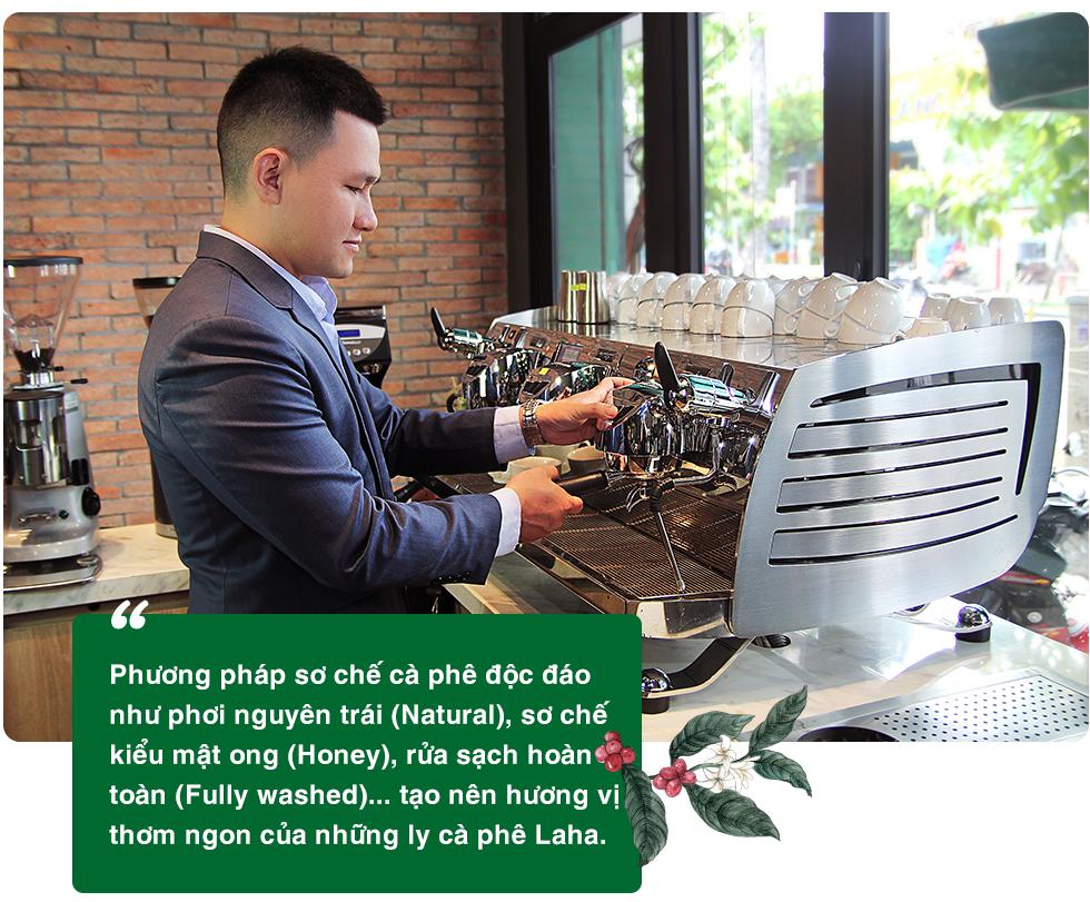 CEO Laha Cafe: Từ bỏ ngân hàng đi bán cà phê dạo đến với giấc mơ mang cà phê Việt Nam chất lượng cao đến tận tay từng người tiêu dùng Việt - Ảnh 9.