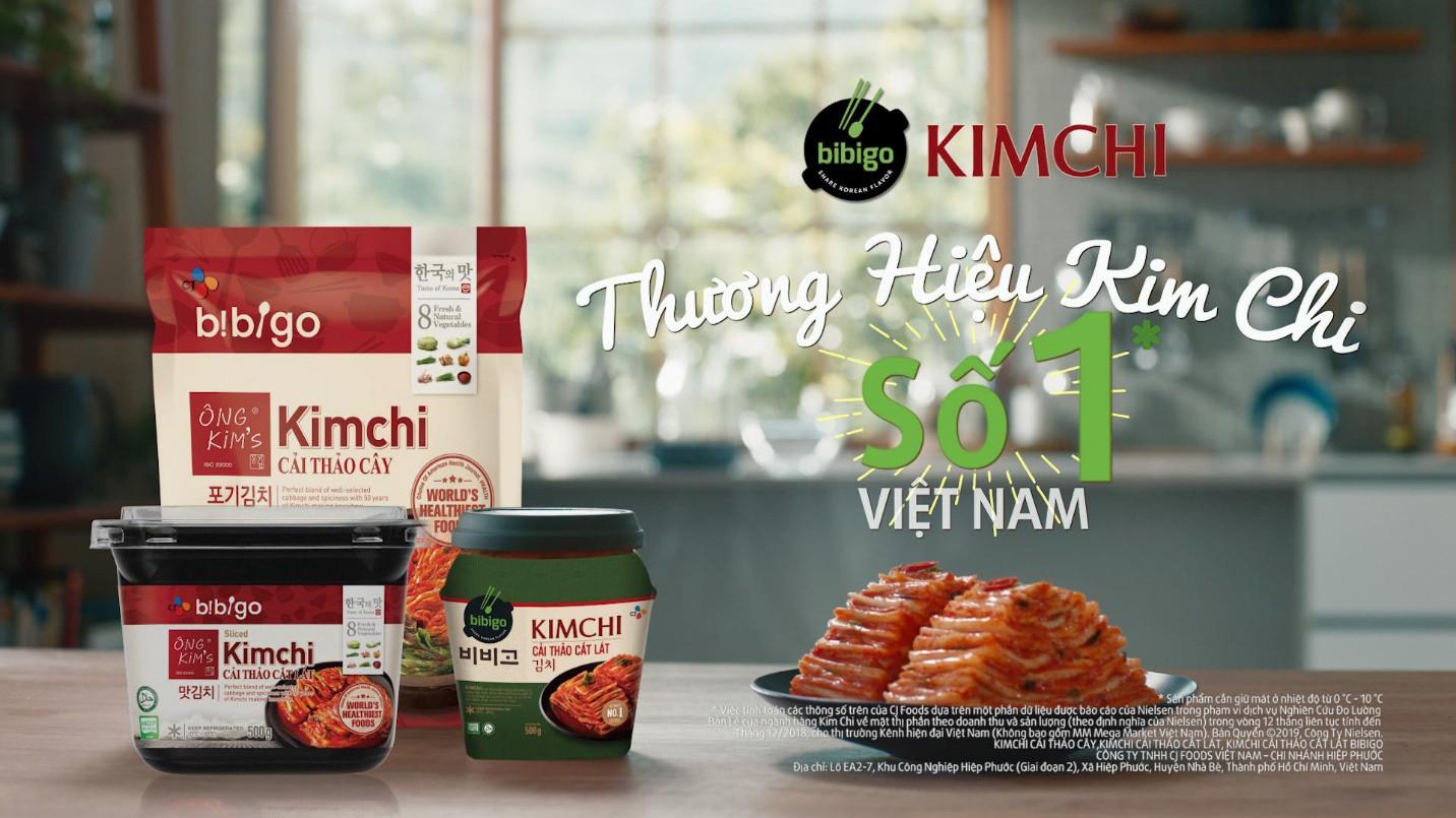 Bibigo kim chi - Đặc sắc món Hàn trên bàn ăn Việt - Ảnh 3.