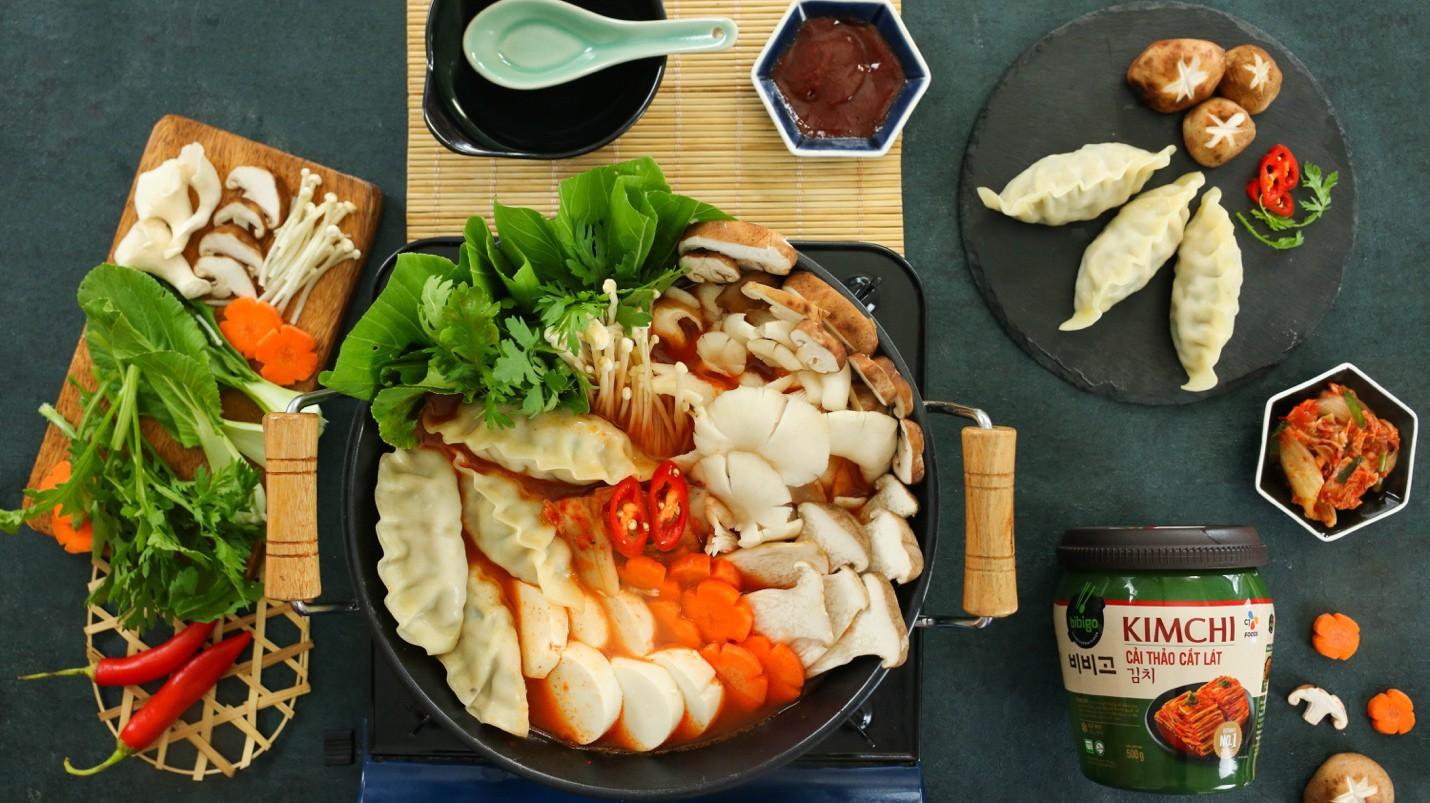 Bibigo kim chi - Đặc sắc món Hàn trên bàn ăn Việt - Ảnh 4.