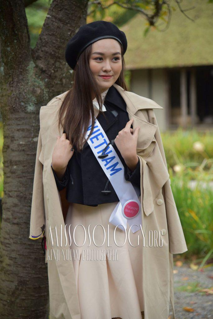 Ngắm hình thể quyến rũ của Á hậu Tường San tại cuộc thi Hoa hậu Quốc tế 2019 - Ảnh 6.
