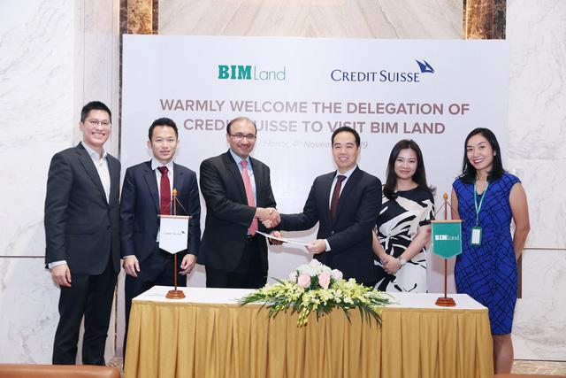 BIM Land ký thành công hợp đồng vay vốn 137,5 triệu USD từ 2 tổ chức tài chính quốc tế - Ảnh 1.