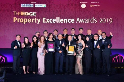 Gamuda Gardens nhận giải thưởng: Dự án bất động sản xuất sắc ở nước ngoài - Ảnh 1.