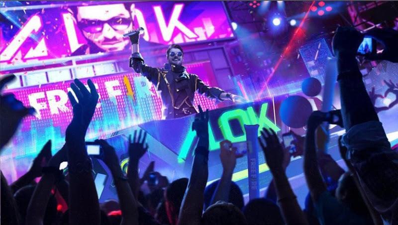 Garena Free Fire mang phù thủy âm nhạc Alok, DJ nổi tiếng thế giới vào trong game - Ảnh 4.