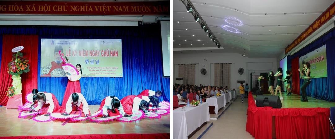 Sôi nổi nhiều hoạt động kỷ niệm ngày chữ Hàn Hangeulnal 2019 tại dự án Sejong Đà Nẵng - Ảnh 4.