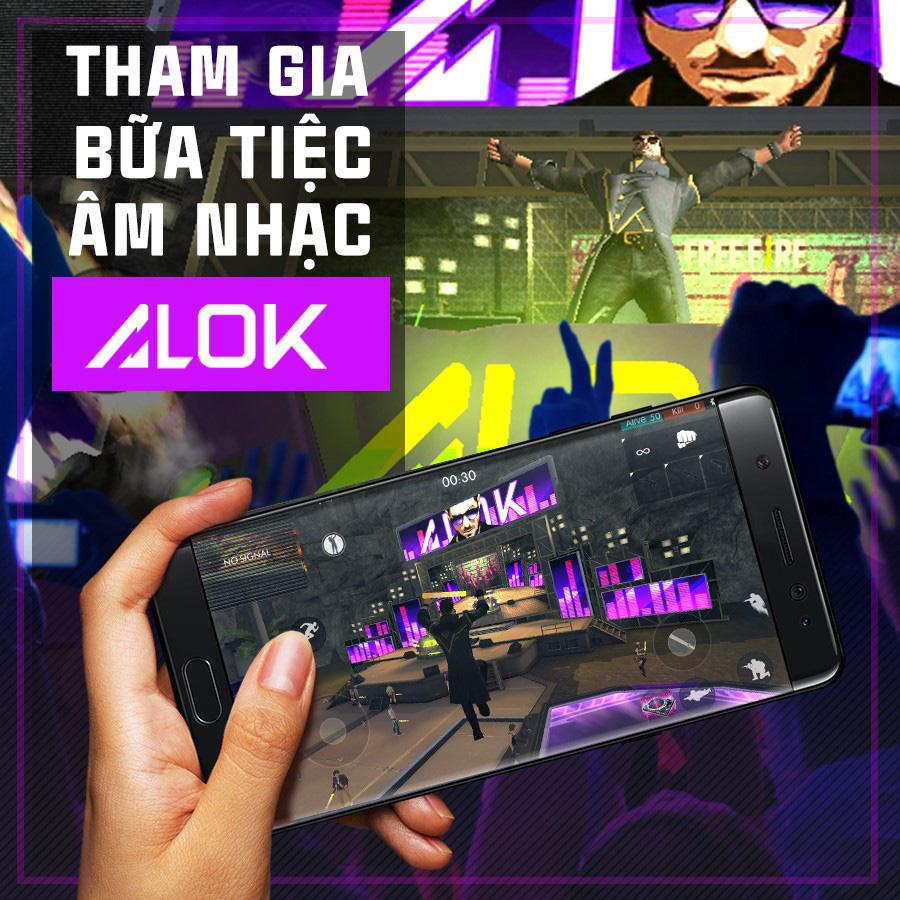 Garena Free Fire mang phù thủy âm nhạc Alok, DJ nổi tiếng thế giới vào trong game - Ảnh 5.