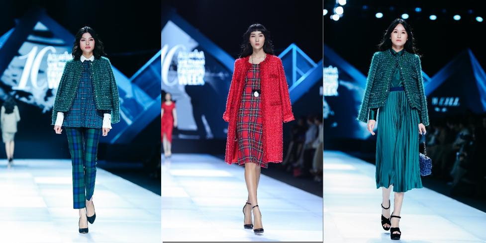 Weill đưa xu hướng Thu Đông 2019 đến Tuần lễ Thời trang Quốc tế Việt Nam - Ảnh 3.
