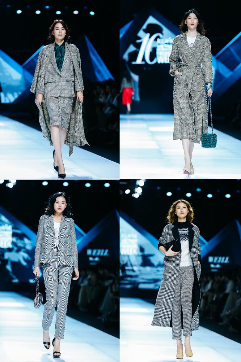 Weill đưa xu hướng Thu Đông 2019 đến Tuần lễ Thời trang Quốc tế Việt Nam - Ảnh 5.