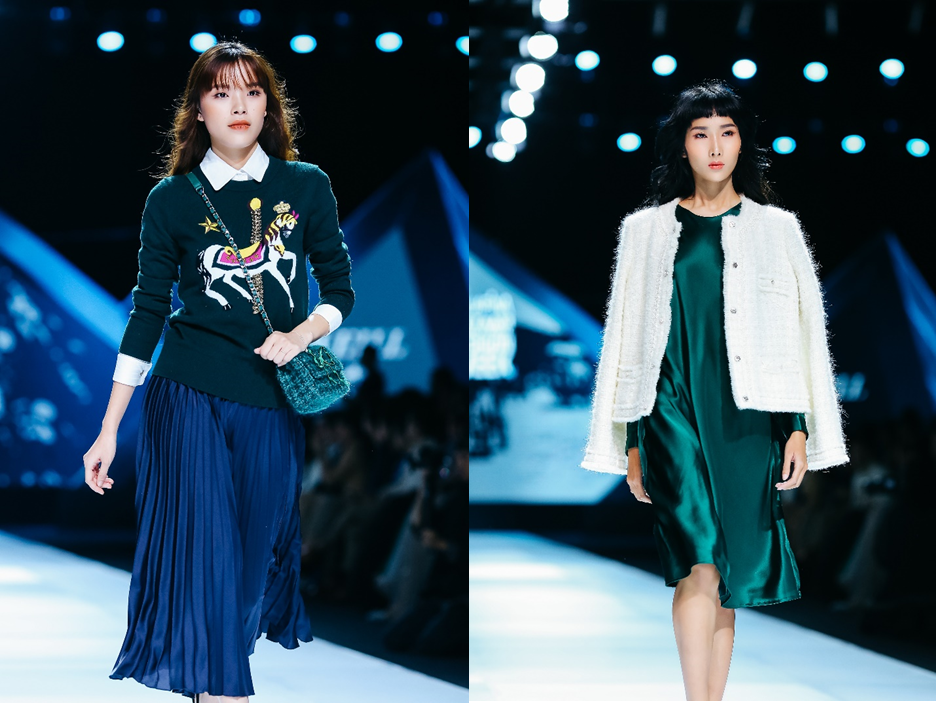 Weill đưa xu hướng Thu Đông 2019 đến Tuần lễ Thời trang Quốc tế Việt Nam - Ảnh 7.