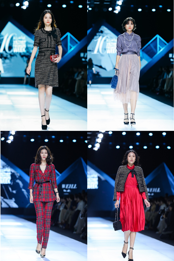 Weill đưa xu hướng Thu Đông 2019 đến Tuần lễ Thời trang Quốc tế Việt Nam - Ảnh 10.