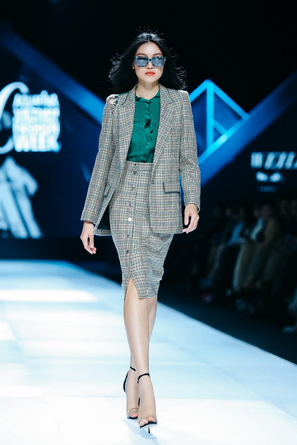 Weill đưa xu hướng Thu Đông 2019 đến Tuần lễ Thời trang Quốc tế Việt Nam - Ảnh 4.
