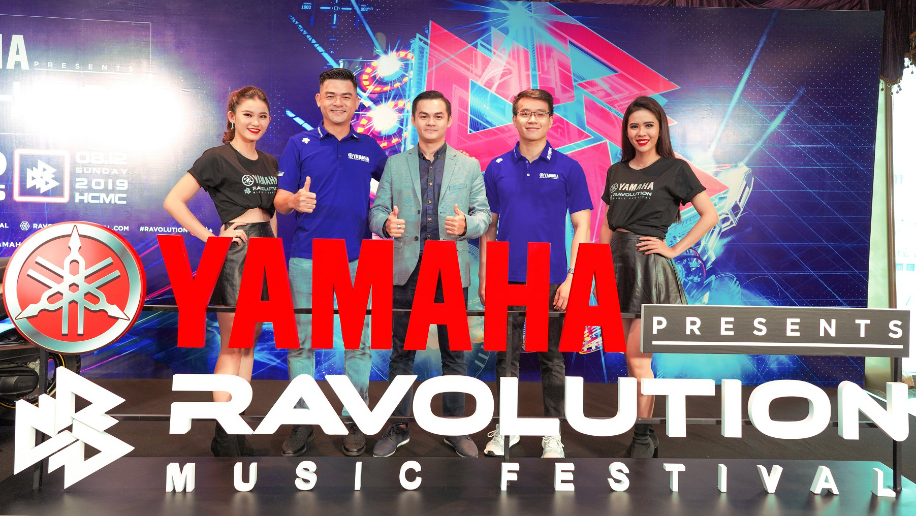 """Siêu đại nhạc hội EDM Yamaha Ravolution trở lại – Raver dậy sóng với dàn line-up """"cực khủng"""" - Ảnh 5."""