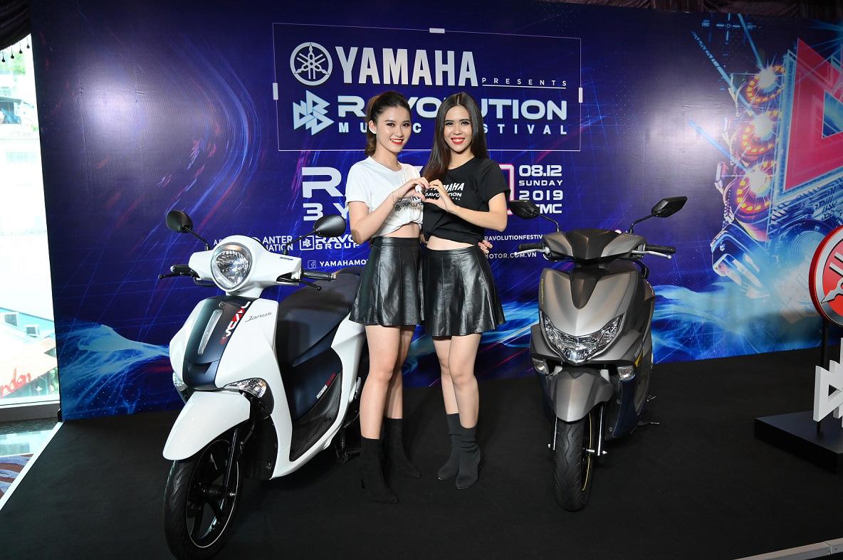 """Siêu đại nhạc hội EDM Yamaha Ravolution trở lại – Raver dậy sóng với dàn line-up """"cực khủng"""" - Ảnh 6."""
