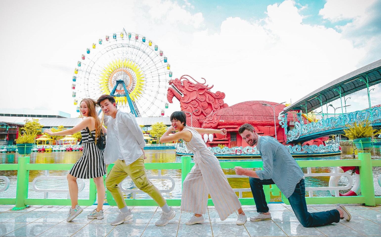 Khám phá lễ hội Bonsai & Suiseki Châu Á - Thái Bình Dương tại Suối Tiên - Ảnh 7.