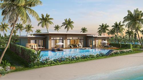 Sức hút mạnh mẽ của Mövenpick Resort Waverly Phú Quốc - Ảnh 1.