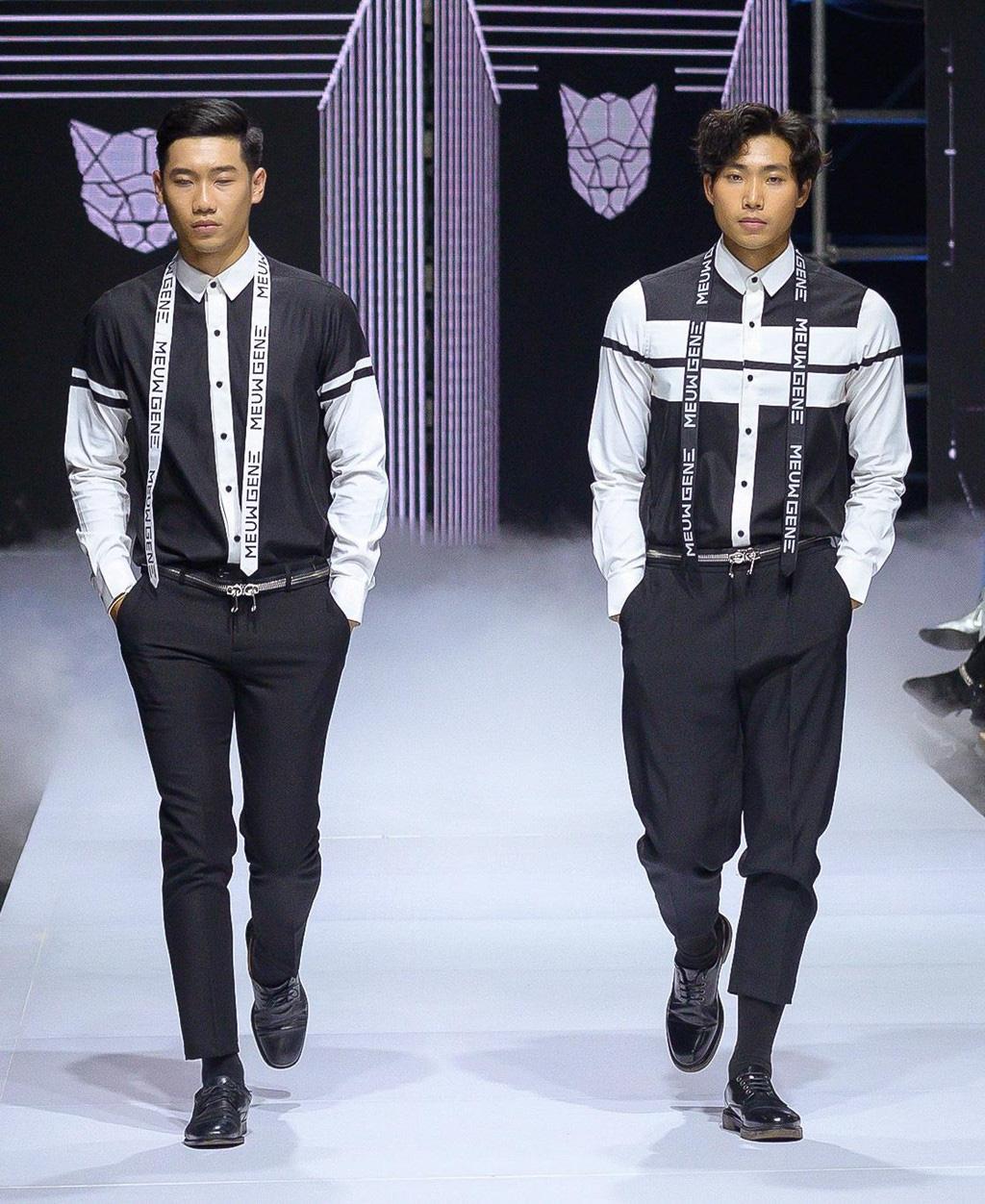 Bắt kịp xu hướng thời trang nam lên ngôi năm 2020 qua sàn diễn catwalk - Ảnh 1.
