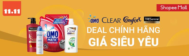 Unilever Việt Nam ghi nhận số lượng đơn hàng bán ra thành công tăng hơn 20 lần so với ngày thường tại sự kiện mua sắm Shopee 11.11 Siêu Sale - Ảnh 1.