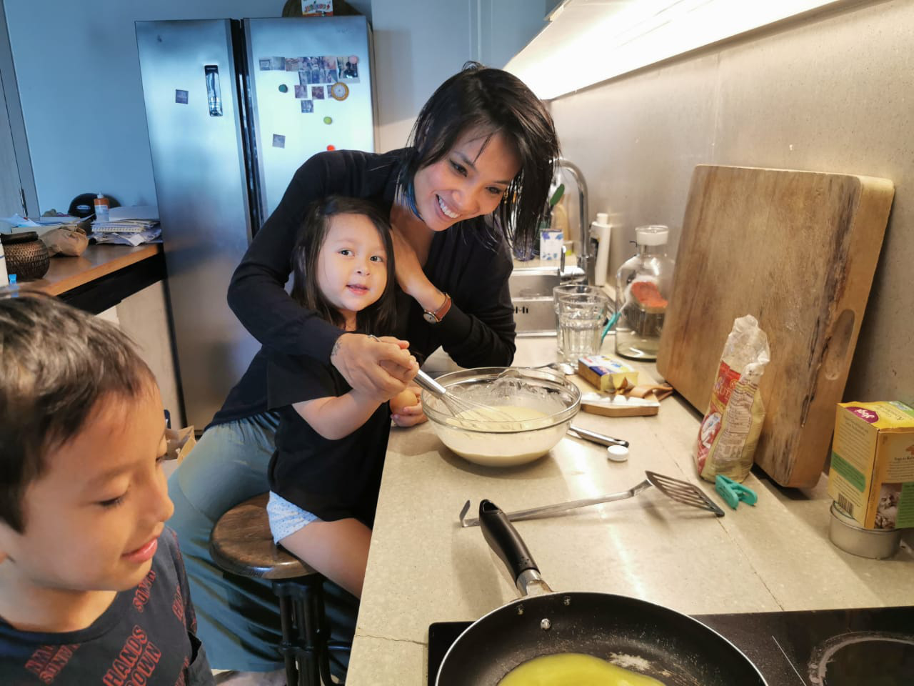 """VJ Thùy Minh: """"Phụ nữ hãy xem mỗi cuộc nấu nướng là một đại tiệc để thể hiện bản thân"""" - Ảnh 1."""